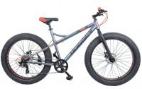 "Велосипед 26"" Hogger Fat Bike ST MD Gray 18'"