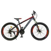"Велосипед 26"" Hogger Phoenix MD  15' Red/Gray/Black"