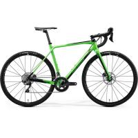 Велосипед Merida Mission CX7000 GlossyFlashyGreen/Black 2020 XL(59cm)(31162)